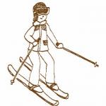 スキーdata